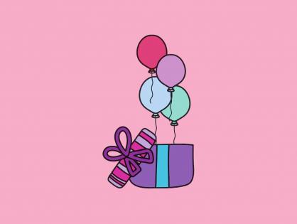 Un cadeau = Un enfant